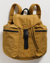 Load image into Gallery viewer, Baggu | Large Sport Backpack (Camel)