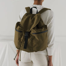 Load image into Gallery viewer, Baggu | Large Sport Backpack (Kelp)
