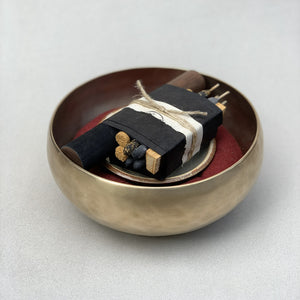 Incausa | Bath & Meditate Singing Bowl Sets - Practitioner(L)