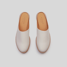 Load image into Gallery viewer, Aesop Mules Shoes 圓頭拖鞋| P03米白