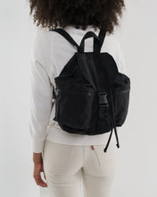 Load image into Gallery viewer, Baggu | Small Sport Backpack (Black)