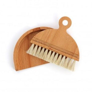 iris hantverk: | Set Of Table Brush 桌面碎屑套刷