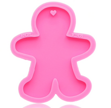 Load image into Gallery viewer, GINGERBREAD MAN MOLD