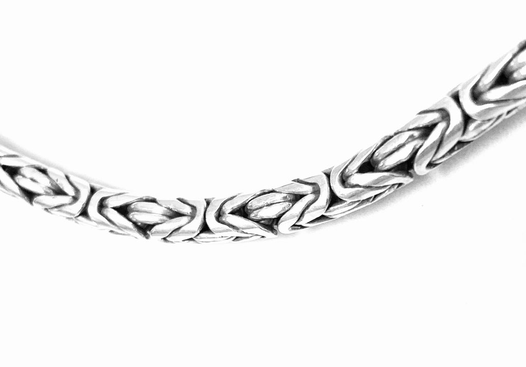 Sterling silver bali chain bracelet - Ilumine Gallery Store dainty jewelry affordable fine jewelry
