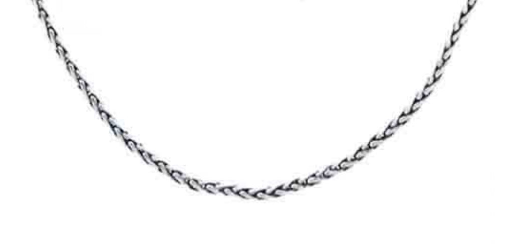 Chain Sterling Silver 925 Necklace Chain - Ilumine Gallery Store dainty jewelry affordable fine jewelry