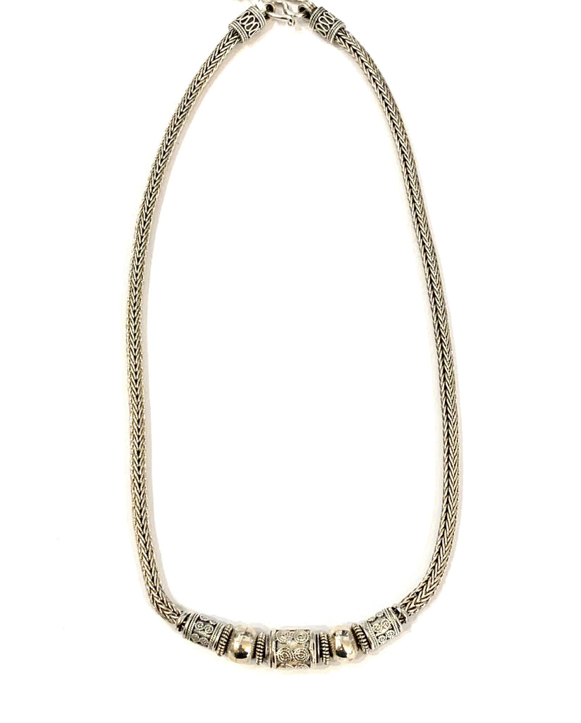 Chain Sterling Silver 925 Designer Necklace Chain - Ilumine Gallery Store dainty jewelry affordable fine jewelry