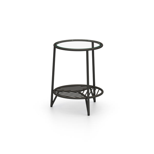 DALI OUTDOOR END TABLE-BRONZE