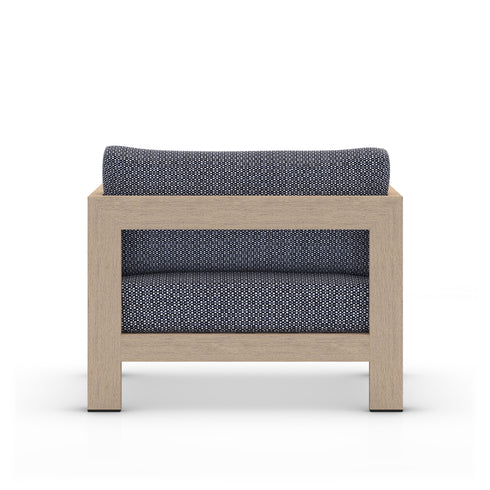 CARO OUTDOOR CHAIR, WASHED BROWN