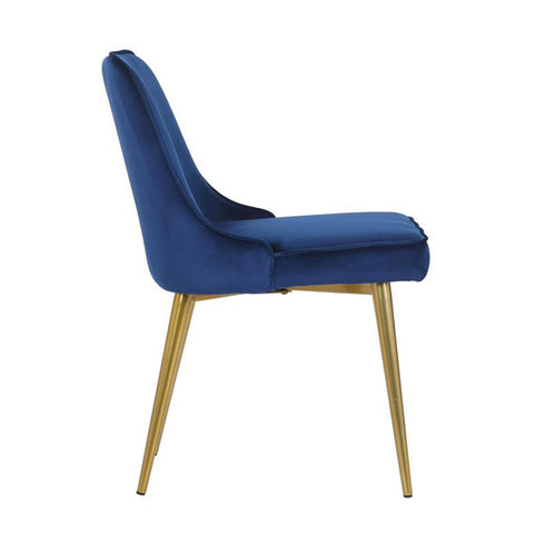 Heye Velvet Chair