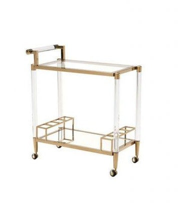 Casino Bar Cart