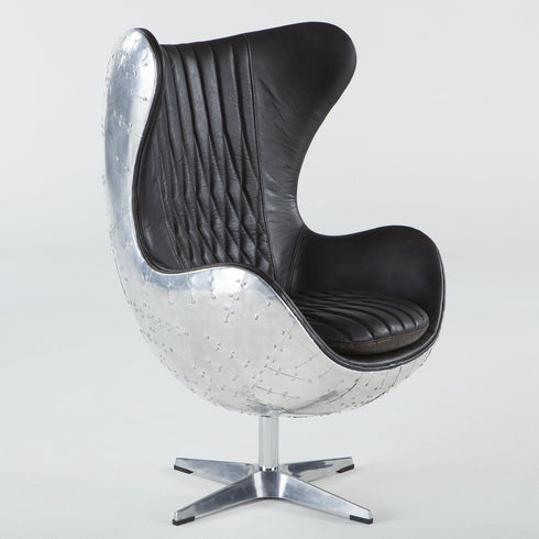 Aviator Egg Lounge Chair (Reproduction)