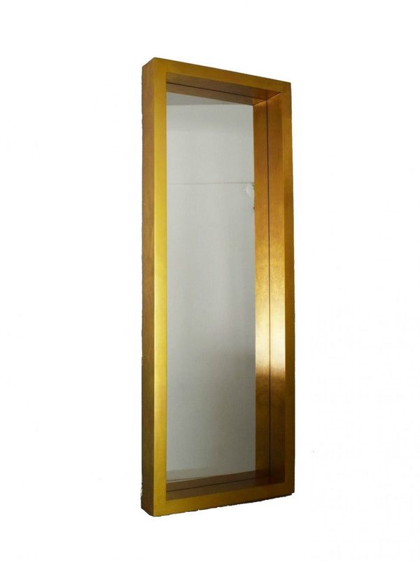 Gold Floor Mirror