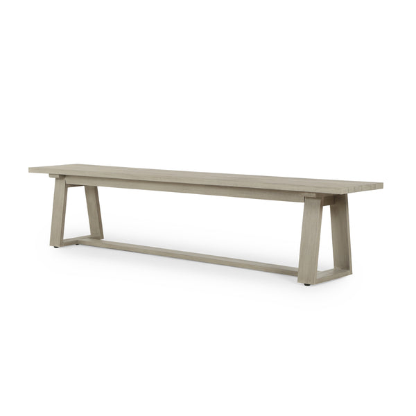 ATHERTON OUTDOOR DINING BENCH