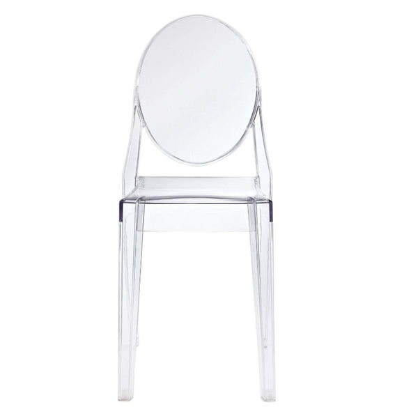 Ghost Armless Dining Chair