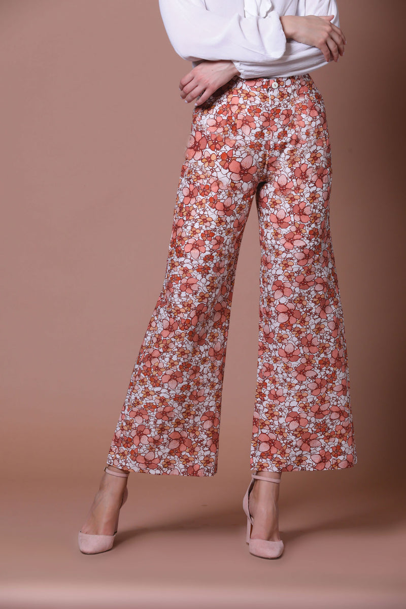 Sunkissed Floral Pants