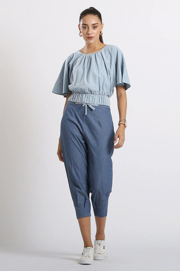 Washedout Denim Co-Ord