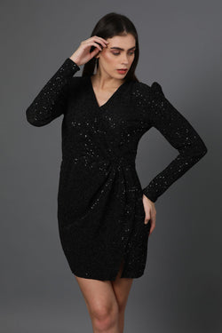 Embellished Eve Dress
