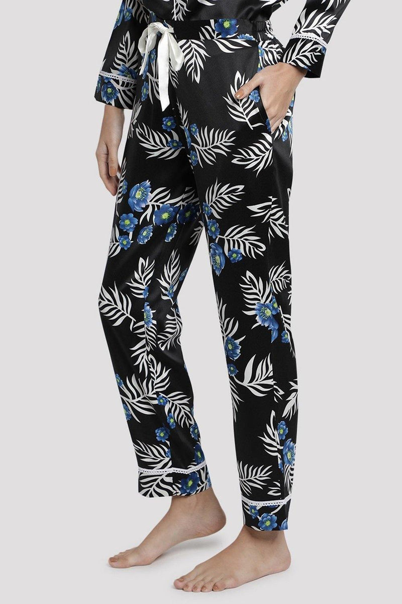 Tropical Night Pyjama Set