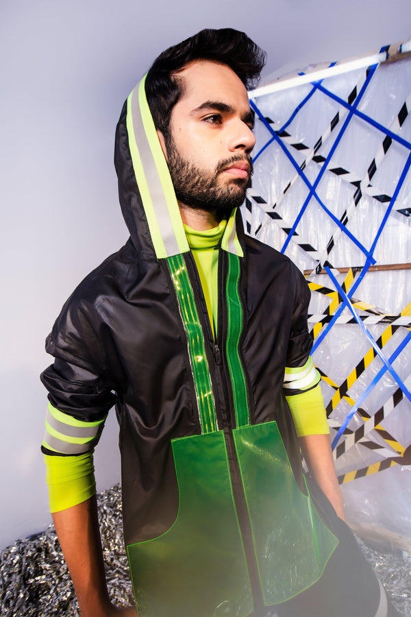 Alpha Reflective Jacket