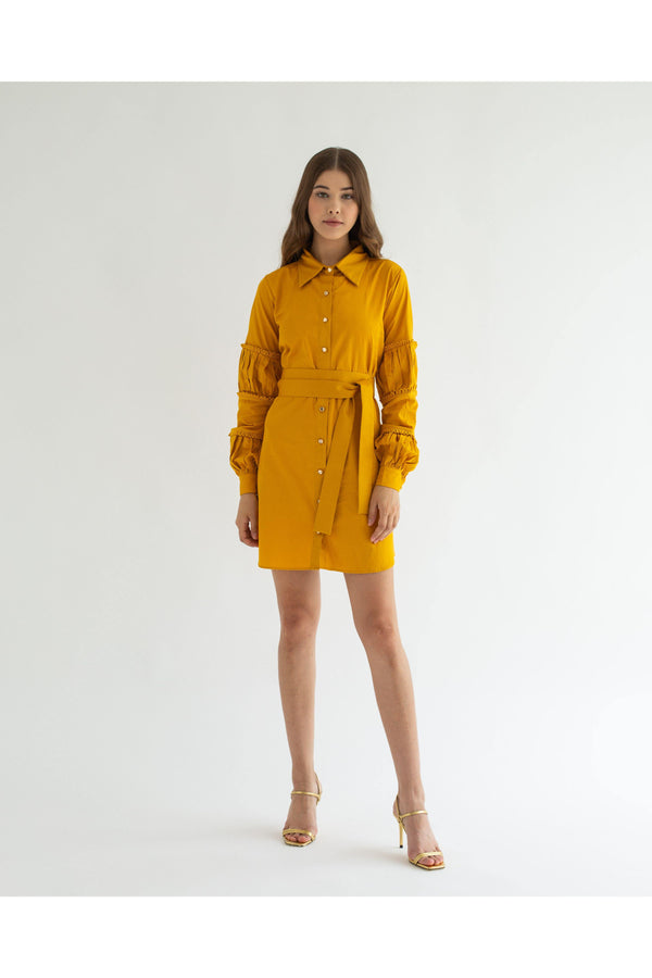 Loopy Doopy Shirt Dress