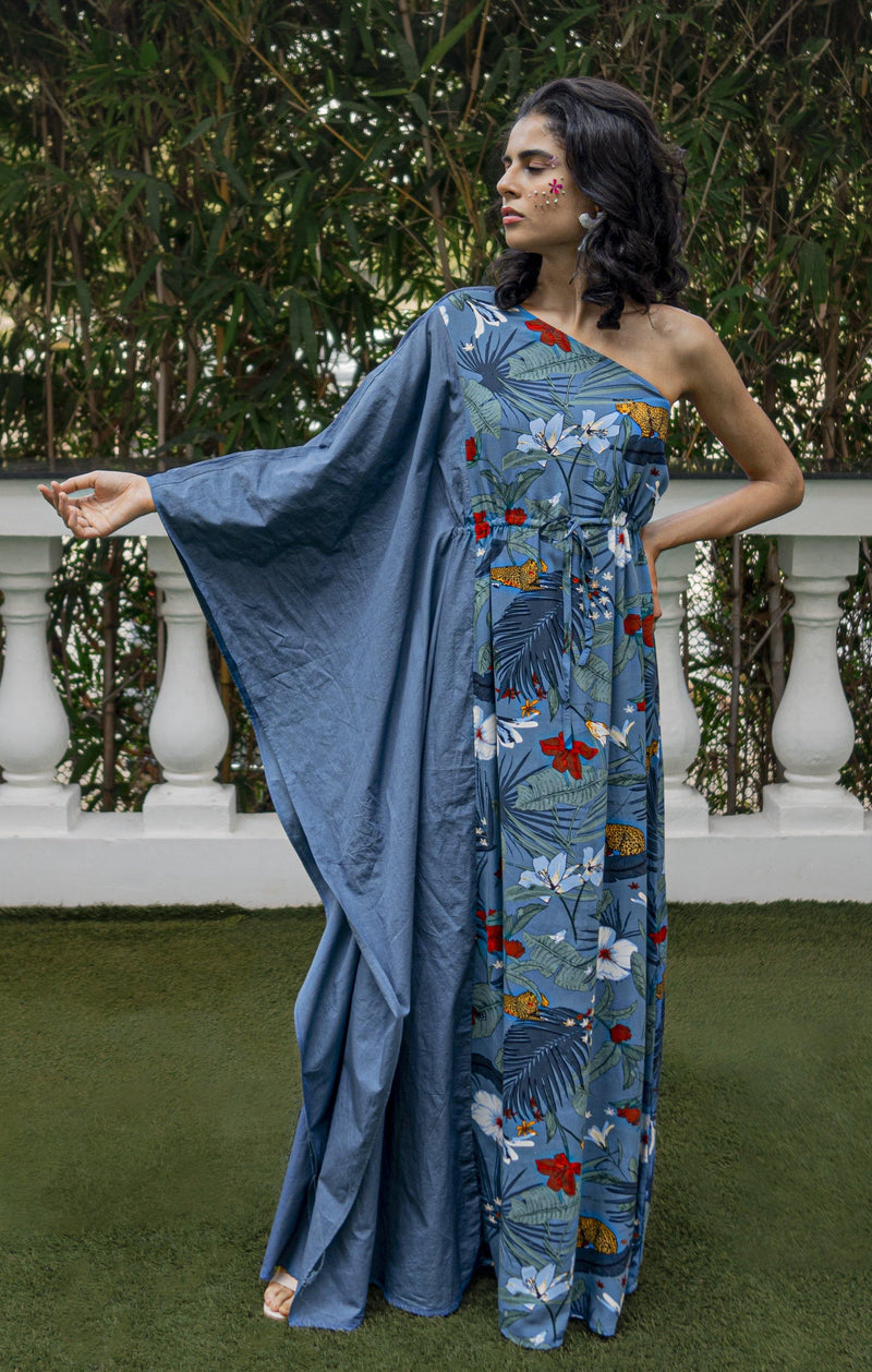 SAVANNAH KAFTAN DRESS