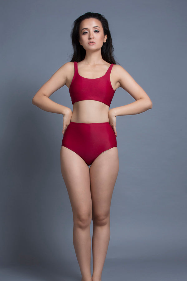Niddhi Babylon High Waist Bottom