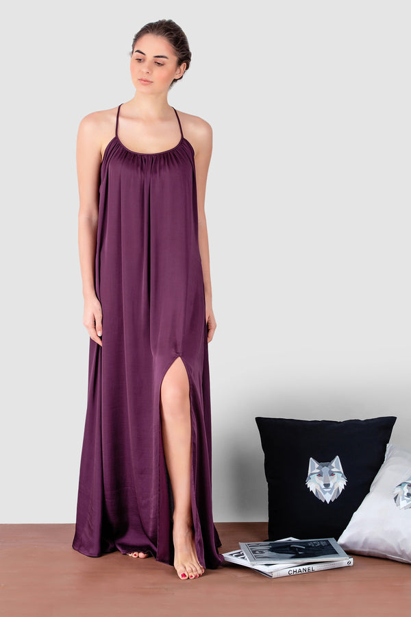 Isla Lounging Gown
