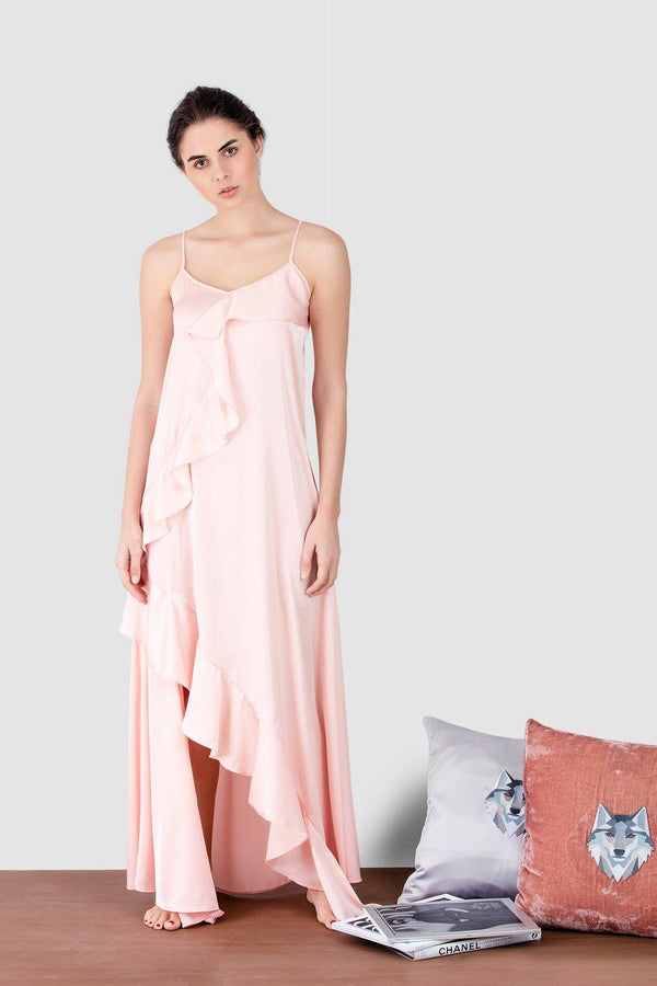 Álora Lounging Gown