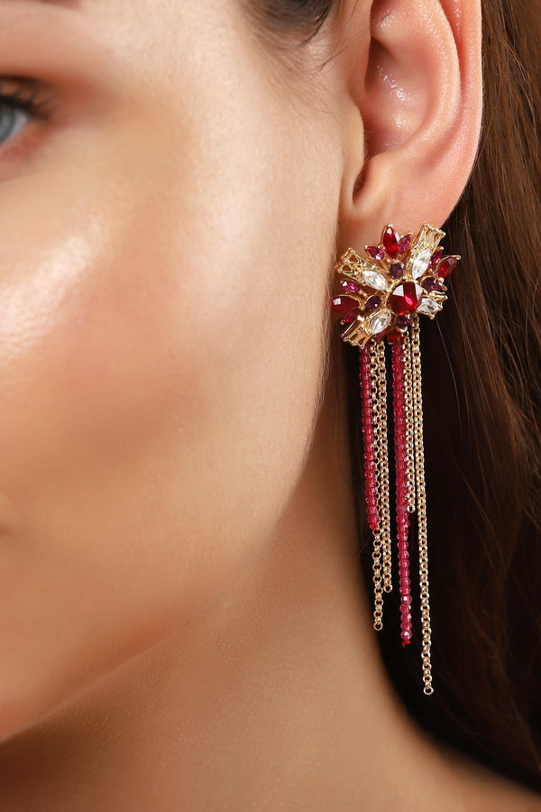 Moulin Rouge Earrings