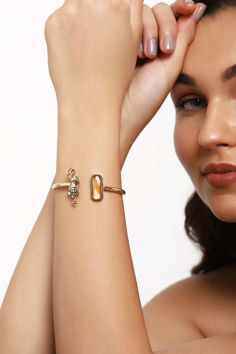 Citrine Handcuff