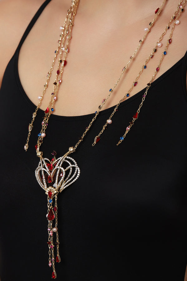 Moulin Rouge Necklace