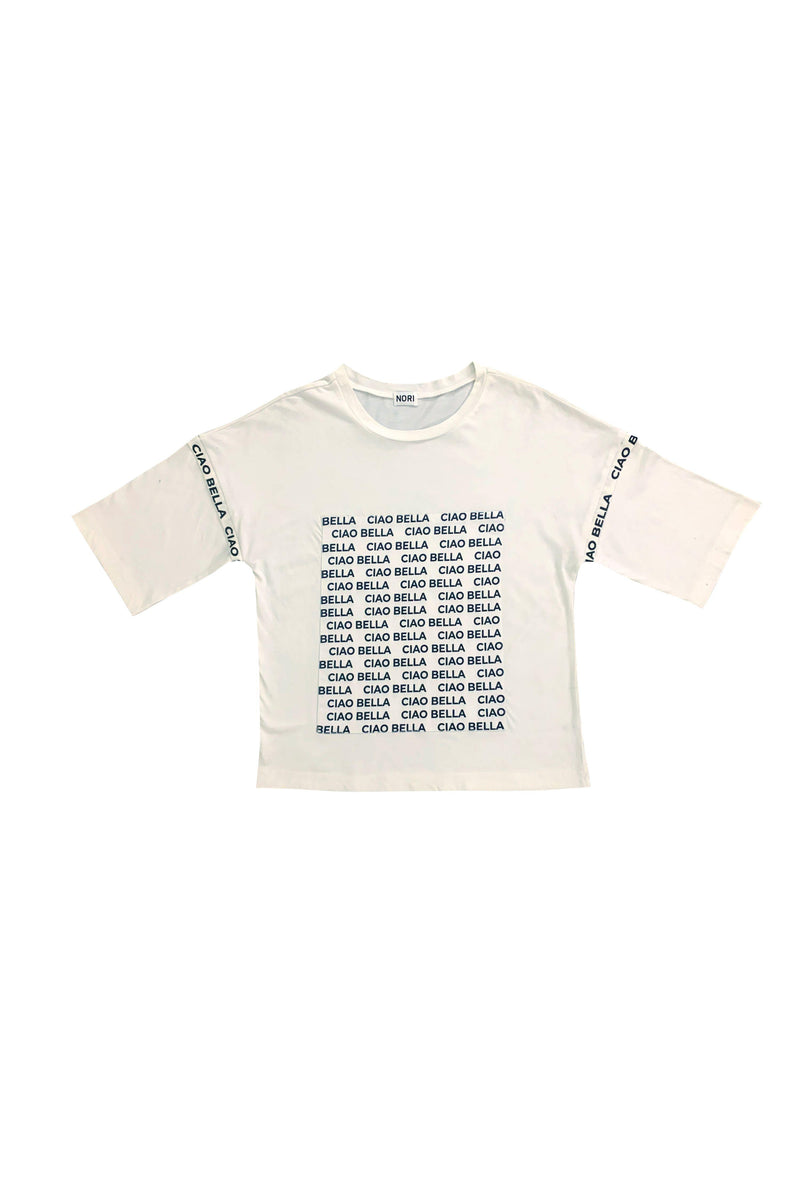 Graphic Box Tee