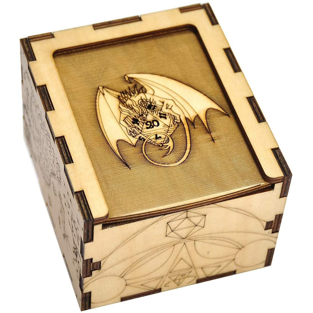 Dragon's Treasure Box