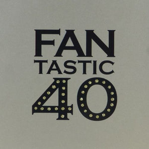 Fantastic 40 birthday card