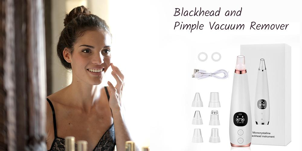 Why would you need a blackhead vacuum remover in your life?
