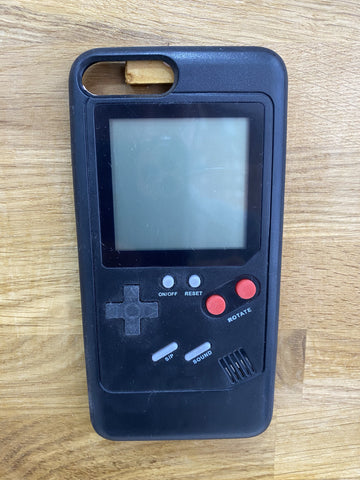 Gameboy V1 - Jeux Tetrix
