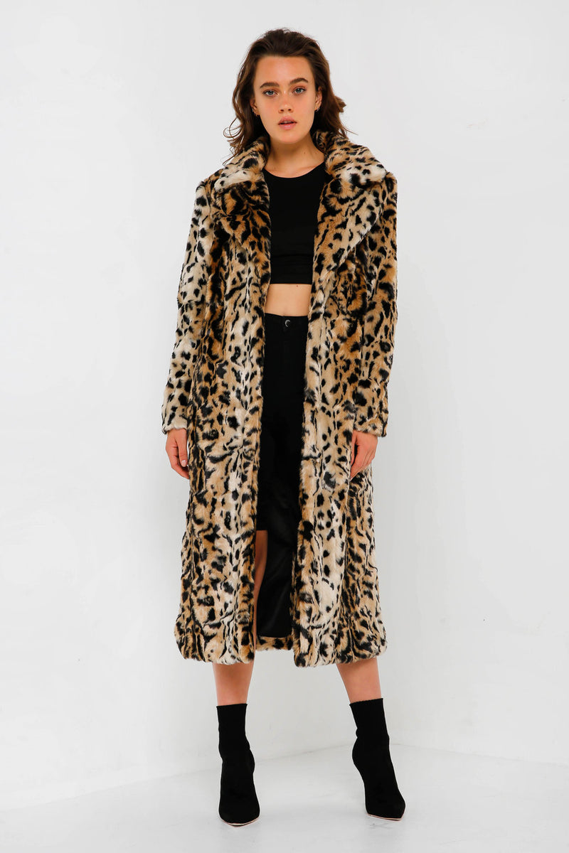 The Long Song Coat