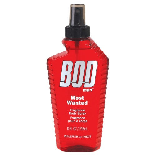 BOD Man Spray Most Wanted 236ml