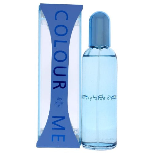 Colour Me Sky Blue Women Perfume 100ml