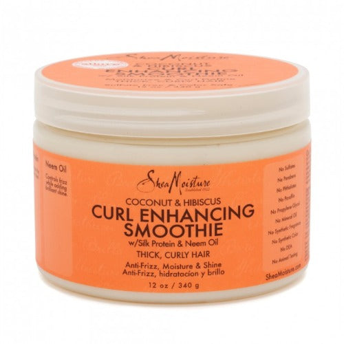 SheaMoisture Coconut and Hibiscus Curl Enhancing Smoothie 340 g