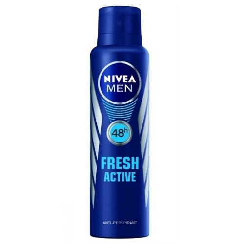 Nivea Spray Fresh Active 150ml