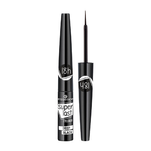 essence Superlast EyeLiner Deep Black