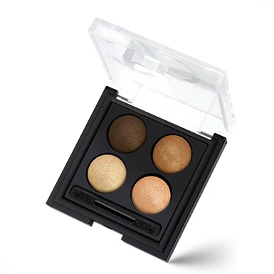 Golden Rose Wet & Dry Eye Shadow no 4