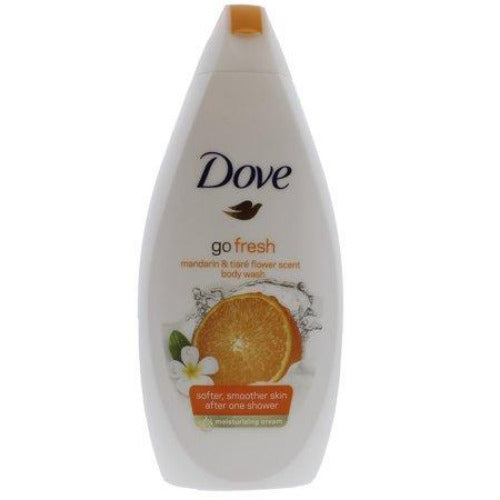 Dove Body Wash mandarin 500ml