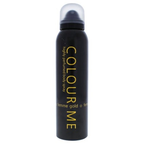 Colour Me Gold Women Body Spray 150ml