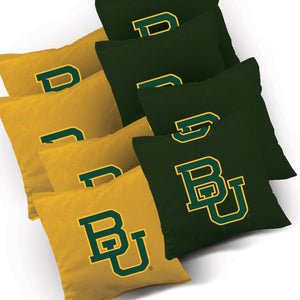 Baylor Bears Stained Pyramid team logo bags