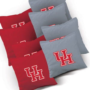 Houston Cougars Distressed team logo bags
