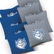 Load image into Gallery viewer, St Louis Billikens Distressed team logo corn hole bags