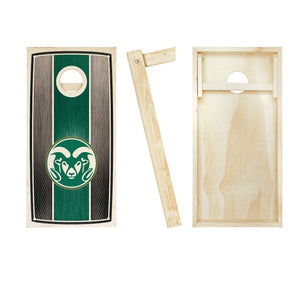 Colorado State Stained Striped board entire set