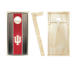Indiana Hoosier Stained Stripe entire board picture